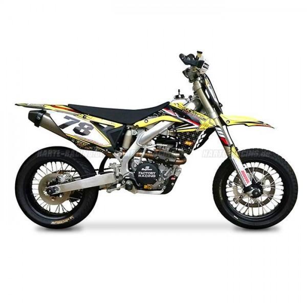 Haan Supermoto Räder - Suzuki RMZ