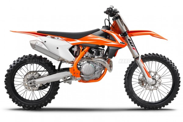 Haan MX / EN Räder - KTM SXF/EXC