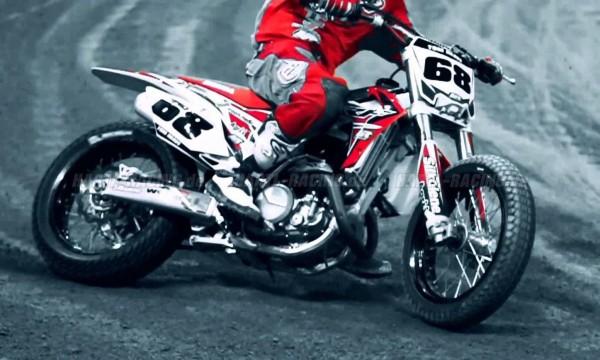 Haan Flattrack Räder - Kawasaki KXF
